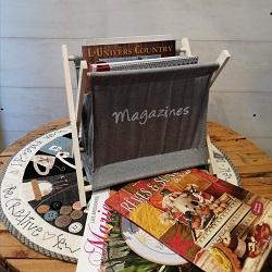 Libros, revistas y patrones